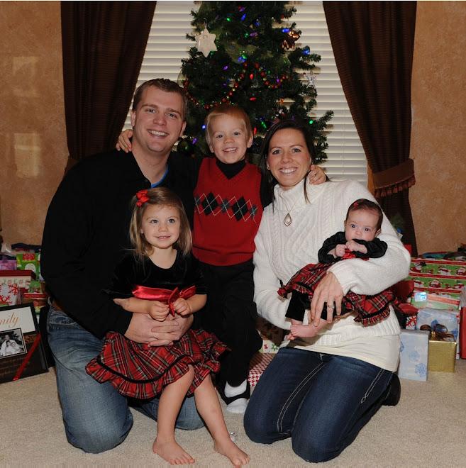Family Pic December 2009