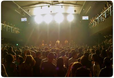 2 mil pessoas no show do Little Joy em BH