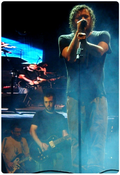 Otto em momento sobrenatural na FMB 2010