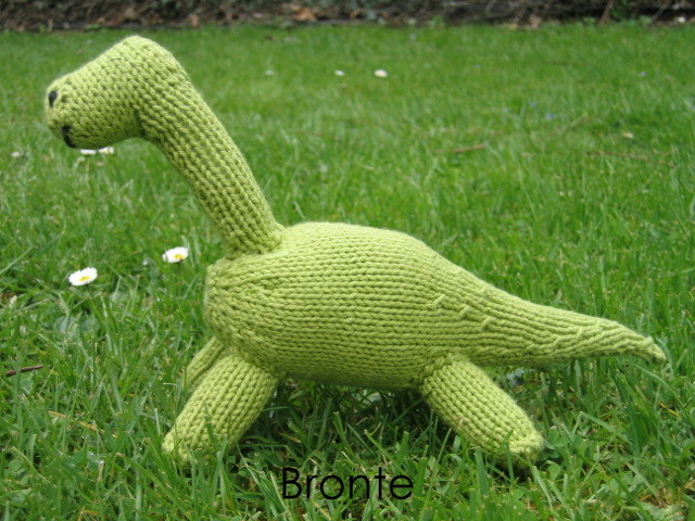 Free Dinosaur Knitting Pattern : Free Baby Projects: October 2010