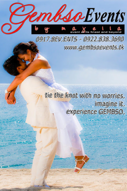 Latest Gembso Ad for WEPM2010