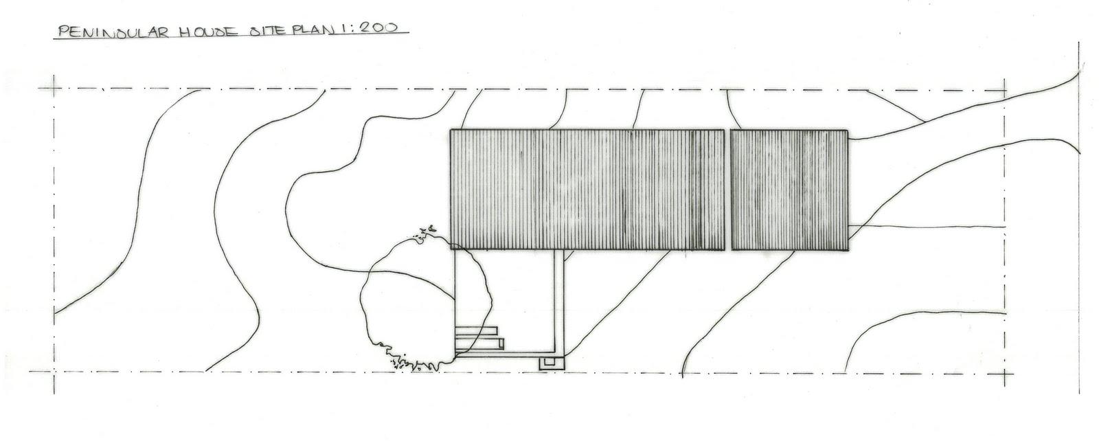 The Arcuate Sean Godsell Drawings