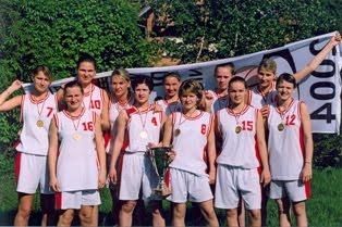 Mistrz Polski Juniorek Starszych sezonu 2003/2004