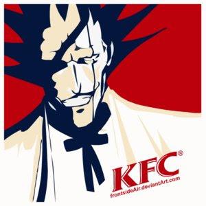 Teh Best Cosplay Pics EVAH! Kenpachi+Fried+Chicken