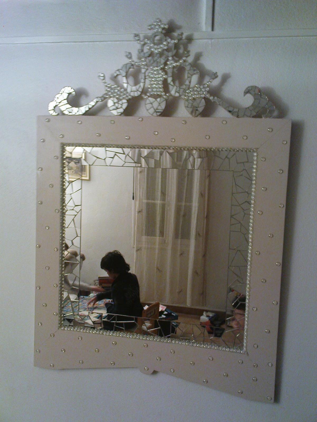 Agencement et cr ation le reflet du miroir for Le reflet du miroir