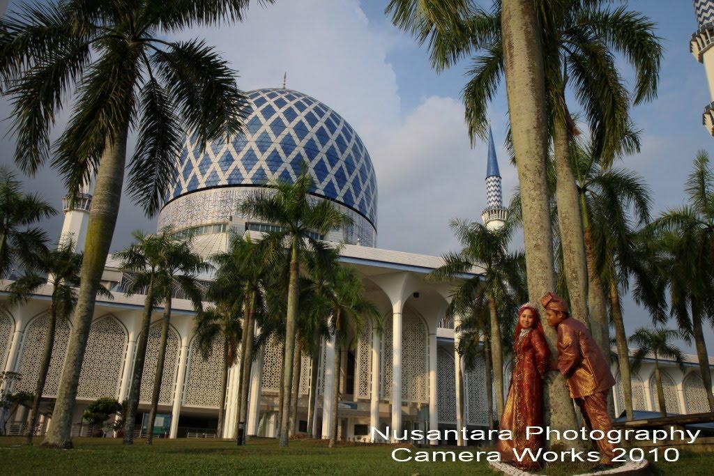 Persandingan Hanim dan Farid (19 September 2010) Shah Alam, Selangor