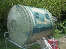 Tombola de compostaje