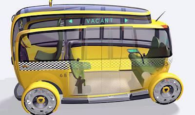 Minimodal - Future Taxi