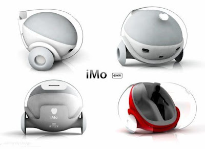 IMO Future Concept Car