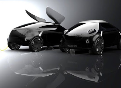 minilux future concept car