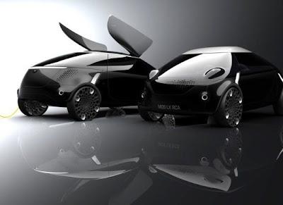 minilux future concept car