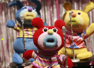 American International Toy Fair 2010