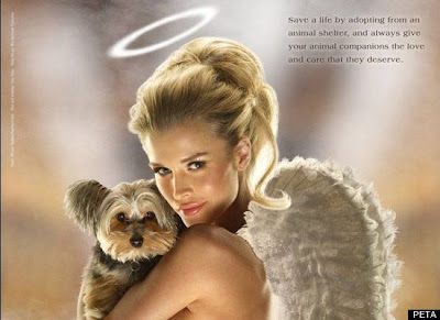 joanna krupa naked in peta photo