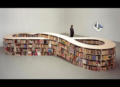 Infinity Bookcases