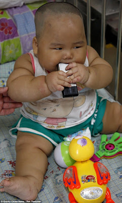 Lei Lei the Michelin Baby