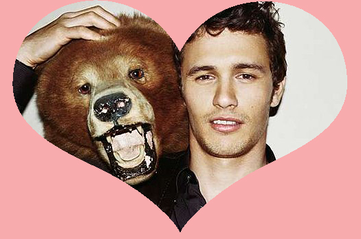 To get an idea of why James Franco deserves to be enshrined in a heart read ...