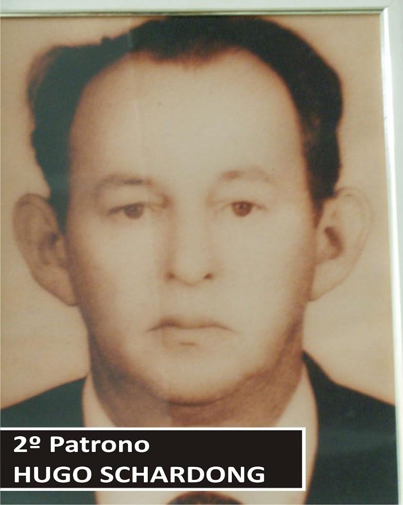 Hugo Schardong - Patrono