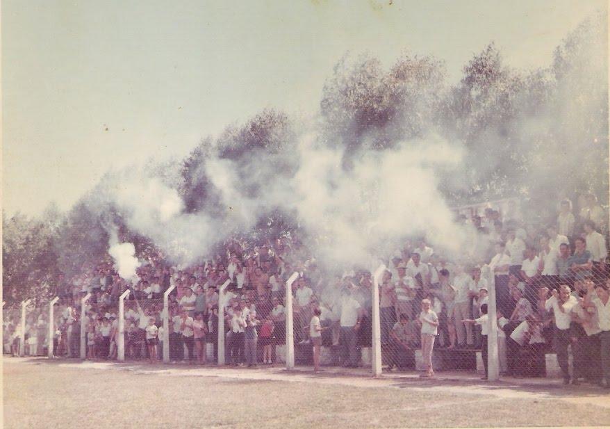 Entrada do XV de Novembro na partida final