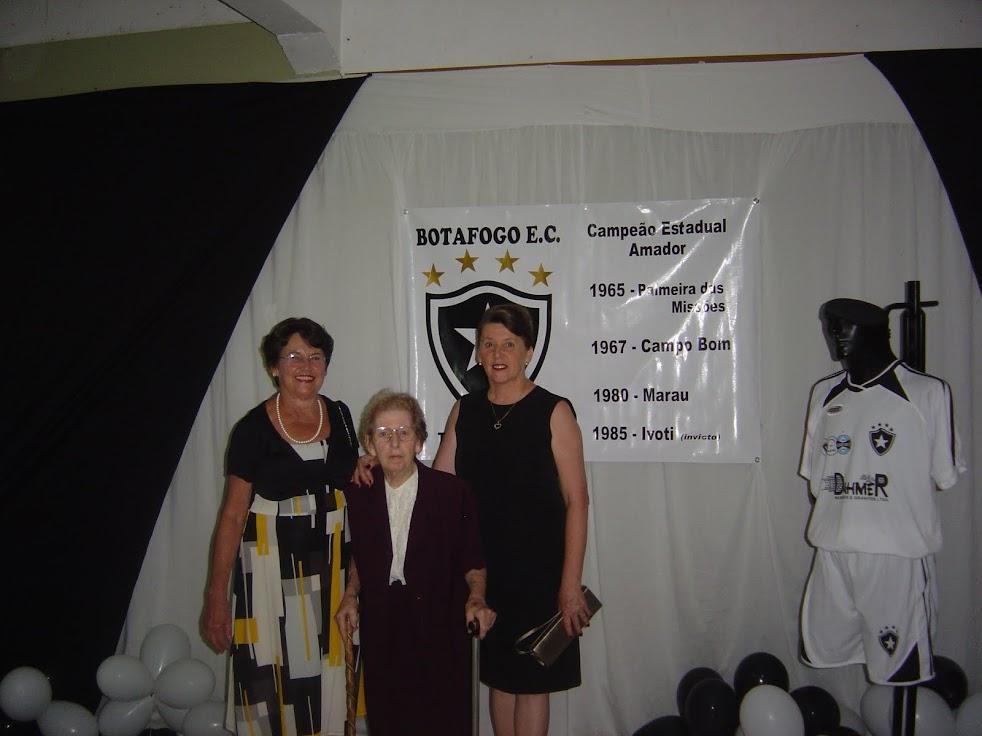 Nelci Maria Schardong Hetschke, Maria Gertha Schardong e Eliane Teresinha Schardong