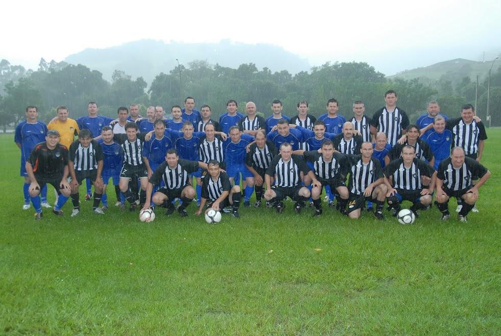 Encontro dos Veteranos do Botafogo e Juventus (28.11.2009)