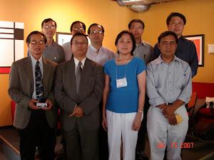 BCANA Council Members - 2007-2009
