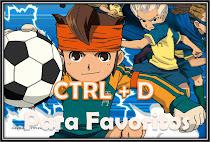 Ctrl+D para favoritos
