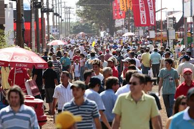 Agrishow movimenta economia em Ribeirão Preto