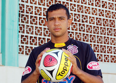 Juninho será um dos goleiros do Sertãozinho em 2011