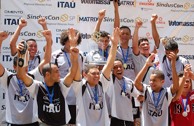 MCI Maistro é campeã da Copa SindusCon-SP