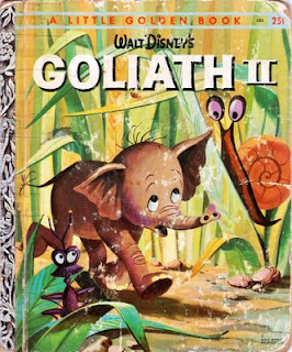 Little Golden Book Goliath II