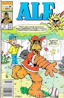 ALF comic with Marx Bros