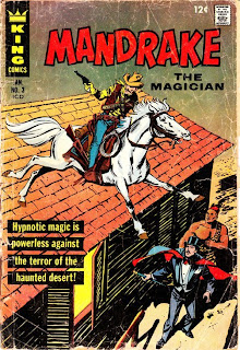 Mandrake the Magician King Comics issue 3