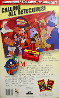 A Mickey Mystery Kit