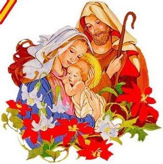 Manoly De El Blog De Manoly Nos Felicita La Navidad Con Esta Bonita