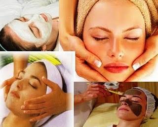 Via beauty que limpia la máscara para la persona