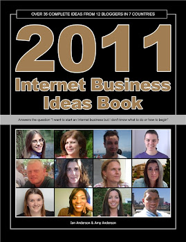 I am featured in the Internet Business Ideas Book