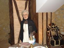 Wax figure Marie