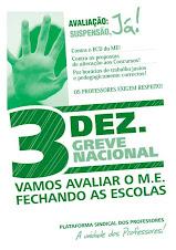 GREVE NACIONAL DE PROFESSORES