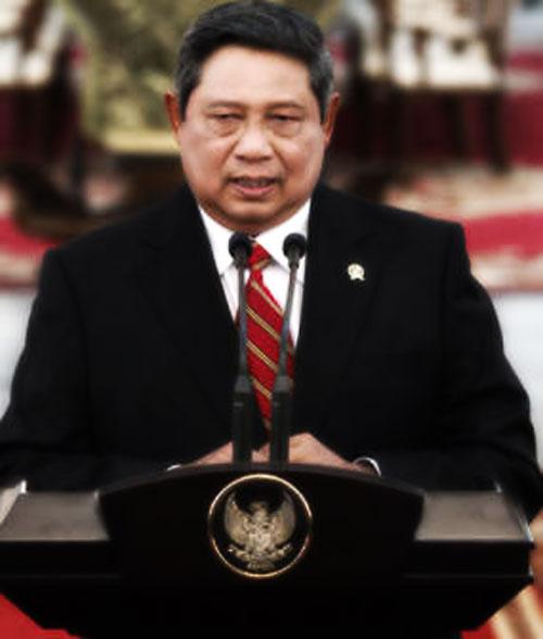 Pidato SBY Tanggapi Paripurna DPR Soal Century