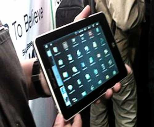 Harga Spesifikasi SkyPad -Tablet Pc dari SkyBee