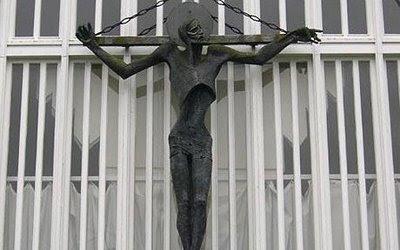 brutal crucifix