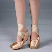 pointe shoe fitting problems