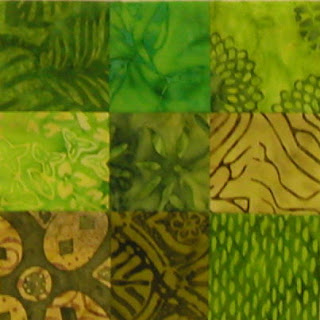 quilt by Karen Montgomery - The Sewing Studio