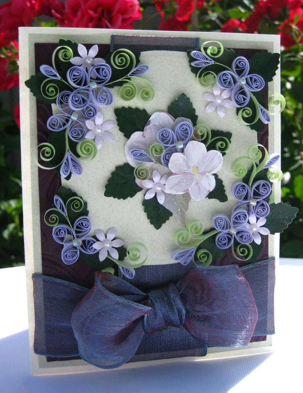 Wedding Quilling - Quilled Creations Quilling Gallery
