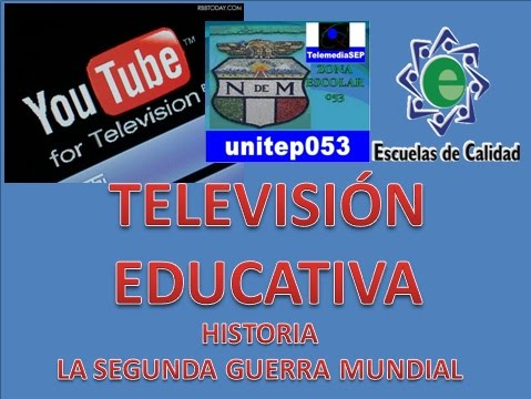 unitep053 TV EDUCATIVA TelemediaSEP