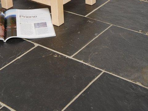 Dark Grey Slate Floor Tiles Pictures