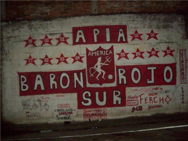 BARON ROJO APIA 5 AÑOS DE AGUANTE