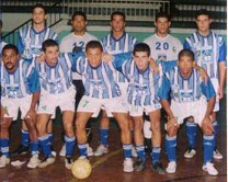 PARACAMBI/HOSP RIO, terceiro melhor do Rio/2003