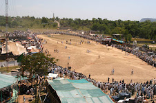 View of Mela festival