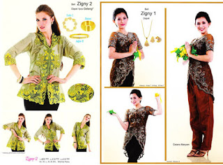 Baju Kebaya Lebaran